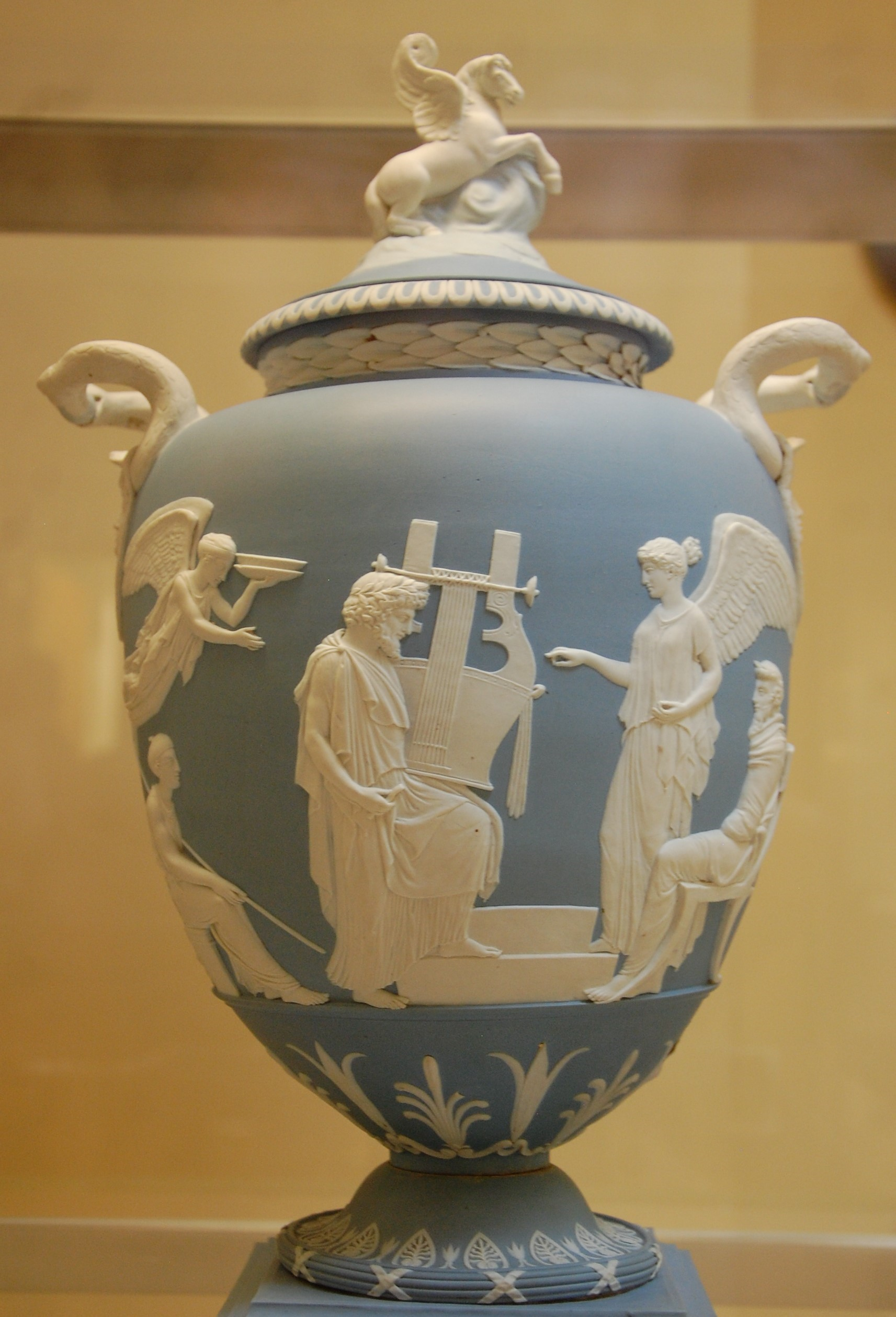 The Pegasus Vase Amp The Apotheosis Of Homer Open Conted Ox Ac Uk Beta