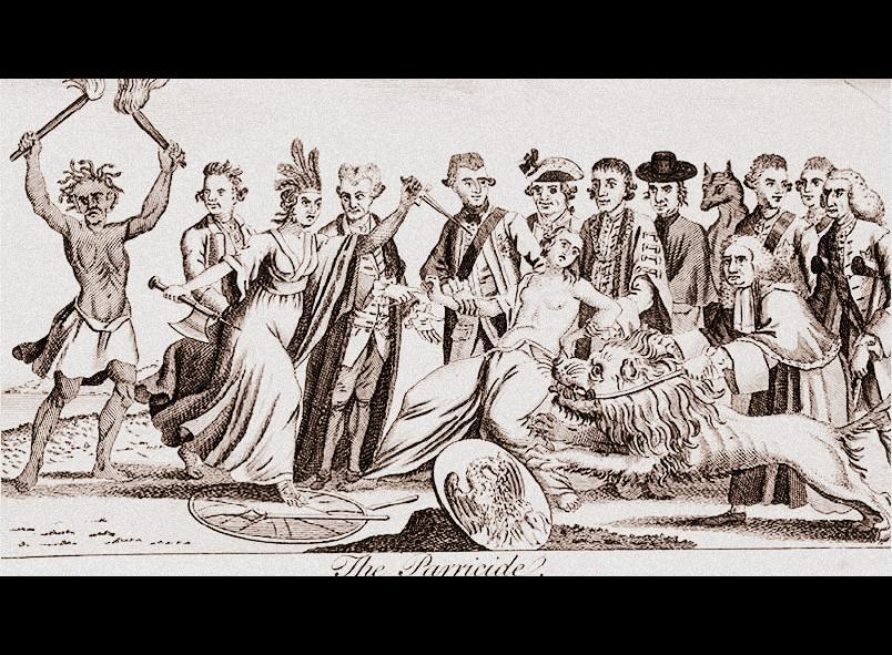 what divided whigs and tories in They took the name because the whigs were the opponents of the tories in england, and were the opponents of tories in the colonies before the revolution divided in their response to the french revolution.