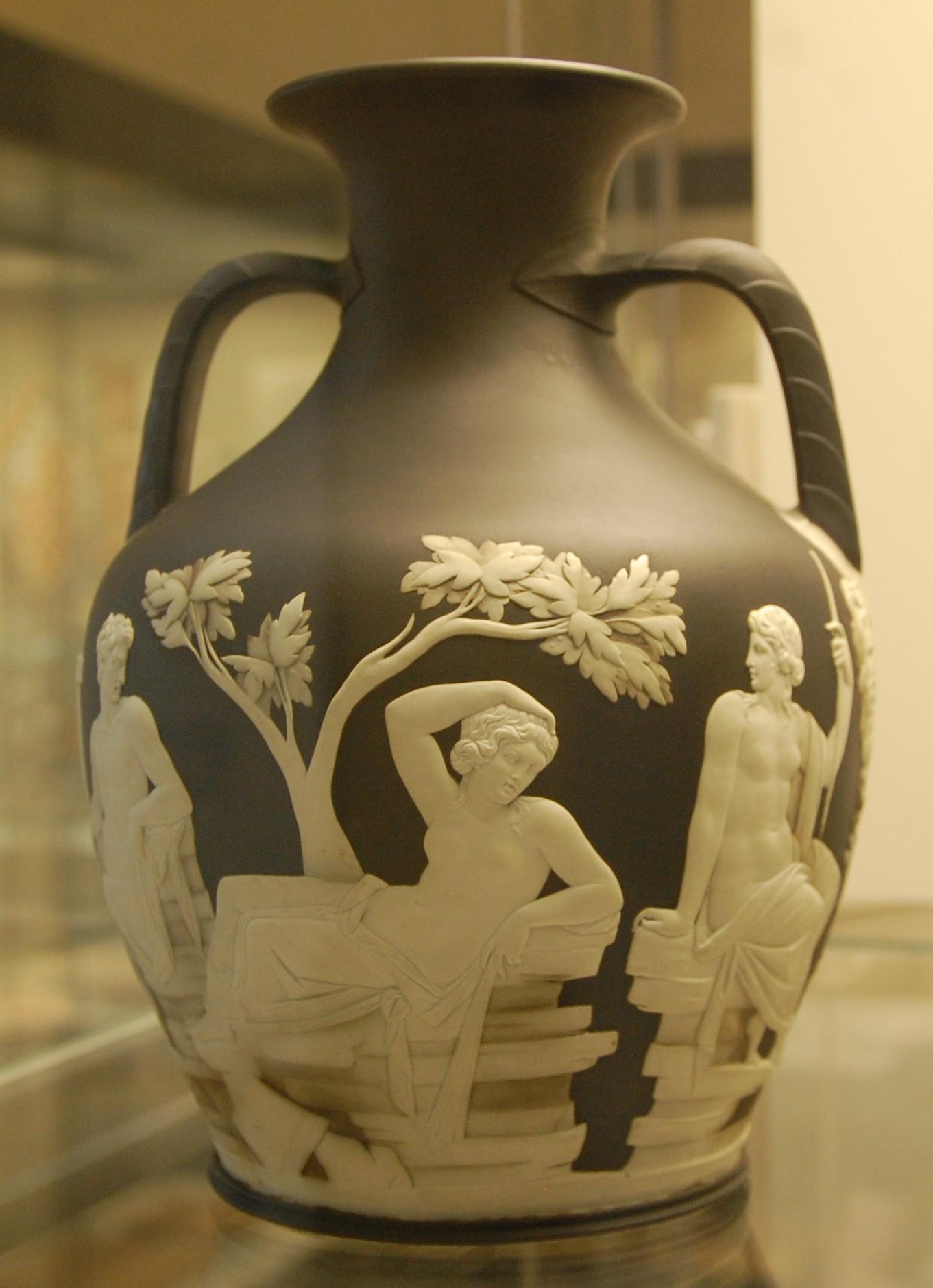 Wedgwood And The Portland Vase Open Conted Ox Ac Uk Beta